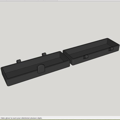 Capture d'écran (1195).png Download STL file car radio pouch (box, kit, etc.) • 3D printable design, YOHAN_3D