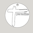 Capture d'écran (1188).png Download STL file medallion cross from the album paradize d'Indochine • 3D printer model, YOHAN_3D