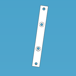 plan 3d adaptateur pour installer un fan de 80 mm au lieu d'un 40 mm, YohanFerrari