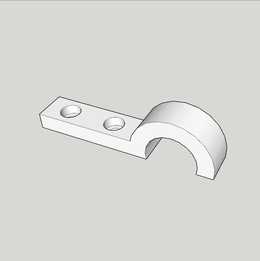 Capture d'écran (1318).png Télécharger fichier STL gratuit support cable visable et devisable remplace le collier de serrage pour la geetech pro c • Design pour impression 3D, YOHAN_3D