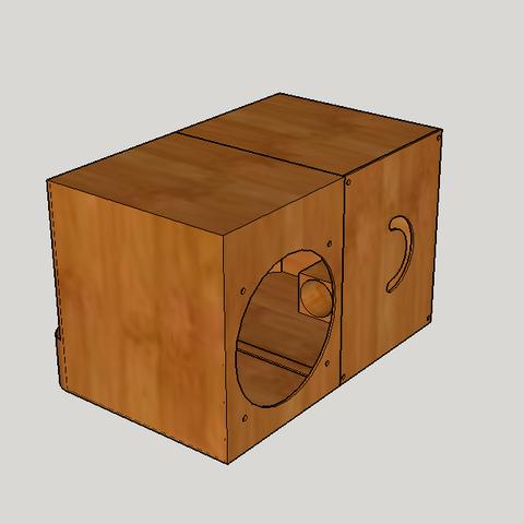 Capture d'écran (234).png Download STL file vintage item • 3D printable template, YOHAN_3D