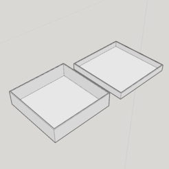 Download 3D printing models storage box 7 (jewellery games etc...), YOHAN_3D