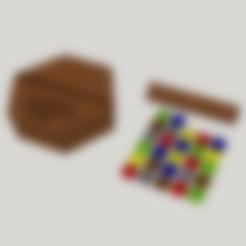 3D print files word battle (board games), YohanFerrari