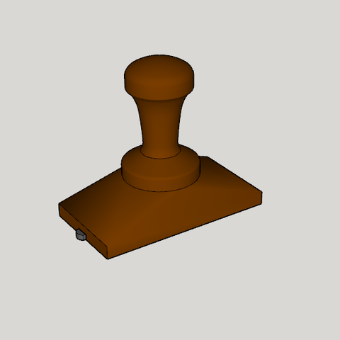 3D printer models STRATOMAKER buffer, YohanFerrari