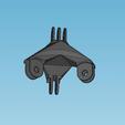 Télécharger fichier 3D trépied pour camera sport ou gopro (en trois pièces), YOHAN_3D