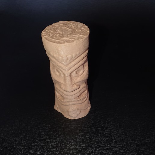 Download free 3D print files totem (scanner with telephone, treat with (photo recap) on PC), YOHAN_3D