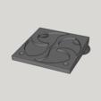 Download STL files fan for fan pursa i3 pro c duel extruder, YOHAN_3D