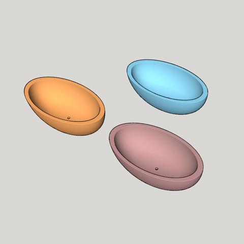 Capture d'écran (1326).png Download STL file designer soap dish • 3D printing template, YOHAN_3D