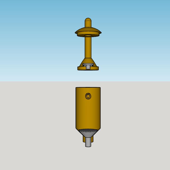 Capture d'écran (45).png Download STL file hand water pump • 3D printing template, YOHAN_3D