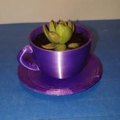 20200607_004753.jpg Download STL file flower pot cup • 3D printer design, YOHAN_3D
