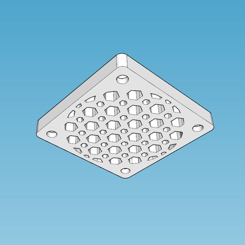 Capture d'écran (1204).png Télécharger fichier STL gratuit grill fan pour imprimante 3d • Modèle imprimable en 3D, YOHAN_3D