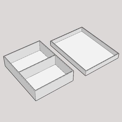 Capture d'écran (184).png Download free STL file storage box 5 (jewellery sets etc...) • 3D print model, YOHAN_3D
