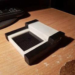 STL solar charger, YohanFerrari