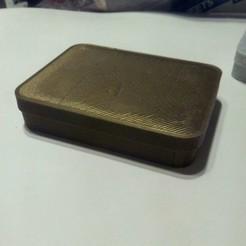 3d printer designs storage box 2 (jewellery games etc...), YohanFerrari