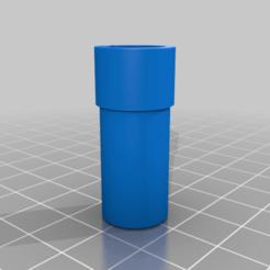 CRICUTJOY_PEN_ADAPTER_v4.png Télécharger fichier STL gratuit Adaptateur pour stylo à encre infusible cricut Joy pour le cricut explore air 2 • Design à imprimer en 3D, mpkottawa