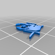 zig_zag_lid_blue.png Download free STL file Zig Zag Dube Tube in multi color • 3D printing object, mpkottawa