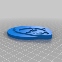 a39d521beedae5a2cf40d8a96ac16166.png Download free STL file CHARLIE DAY KEYCHAIN • 3D printable object, mpkottawa