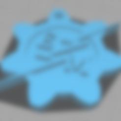 ELECTROMECANICA.stl Download STL file Key ring Electromecanica • 3D printable design, Onakenh