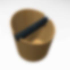 Modelos 3D para imprimir gratis Caja de café, Obiecto