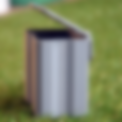 Download free 3D printer templates Clip box, Obiecto