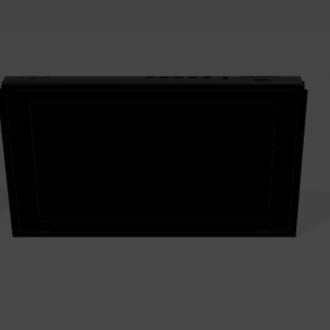 Download 3DS file Switch simple model • Design to 3D print, Luke_coso