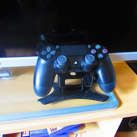 Download free STL file DUALSHOCK Controller PlayStation 4 • 3D printing model, Billyboul