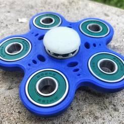 Descargar modelo 3D gratis Colección Fidget Spinner, LetsPrint