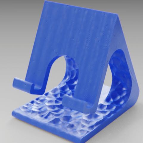 Descargar diseños 3D Soporte Iphone, Vincent6m