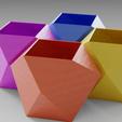 Descargar archivo 3D gratis Jardinera con forma de diamante, Vincent6m