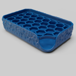 Download free 3D printer templates Cloudy soap holder, Vincent6m