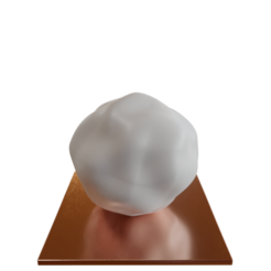 Free 3D printer model Snowball, Vincent6m