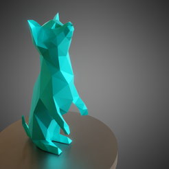 Download free 3D printer model Chihuahua, Vincent6m