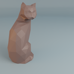 Download free 3D model Cat, Vincent6m