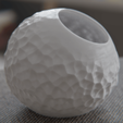 Fichier imprimante 3D Spherical planter, Vincent6m