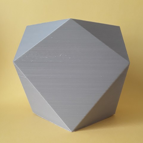 3D printer models Diamond shaped planter, Vincent6m