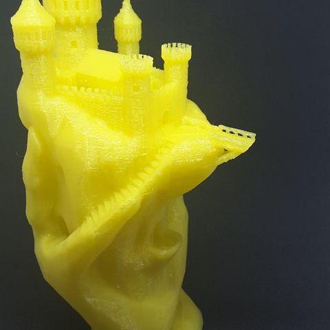 Télécharger fichier 3D gratuit Demeure de la main, 3DTech