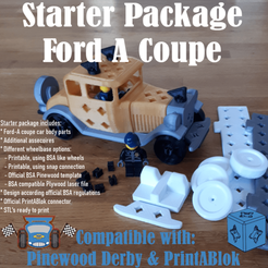 ford_a_starterpackage.png Download STL file Ford A Coupe Starter Package • 3D printer model, edge