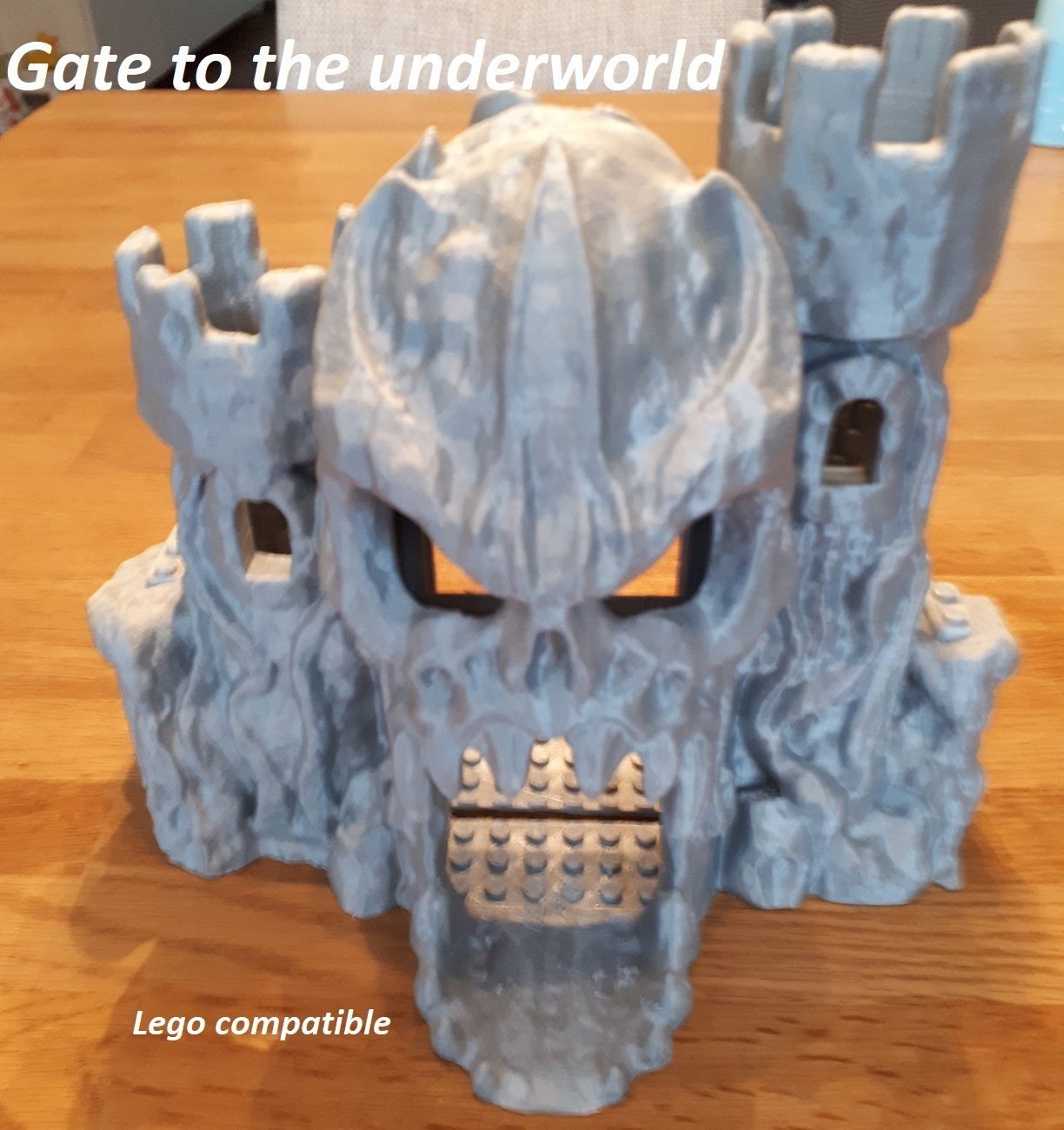 20180910_192942.jpg Download free STL file Gate to the Underworld (Lego compatible) • 3D printable model, edge