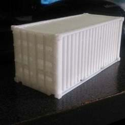 IMG_20171106_151326[1.jpg Download STL file A better 20ft shipping container • Model to 3D print, nzfreemo