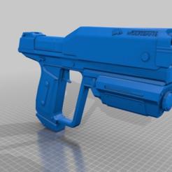 Descargar modelos 3D gratis SA9 WOLFSBANE, nzfreemo