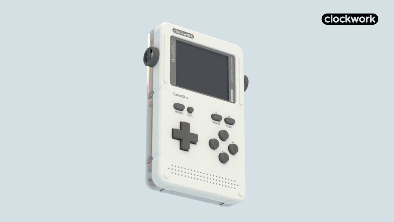 maxresdefault.jpg Download free STL file gameshell case  • 3D printing model, r3g27