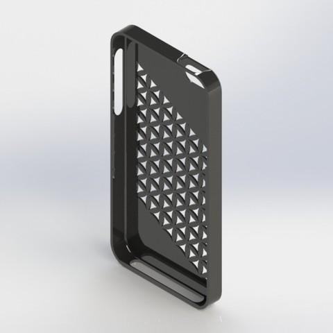 2.JPG Télécharger fichier STL gratuit Étui pour iPhone SE • Objet à imprimer en 3D, jaazasja