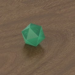 Download free 3D printer templates DICE, jaazasja