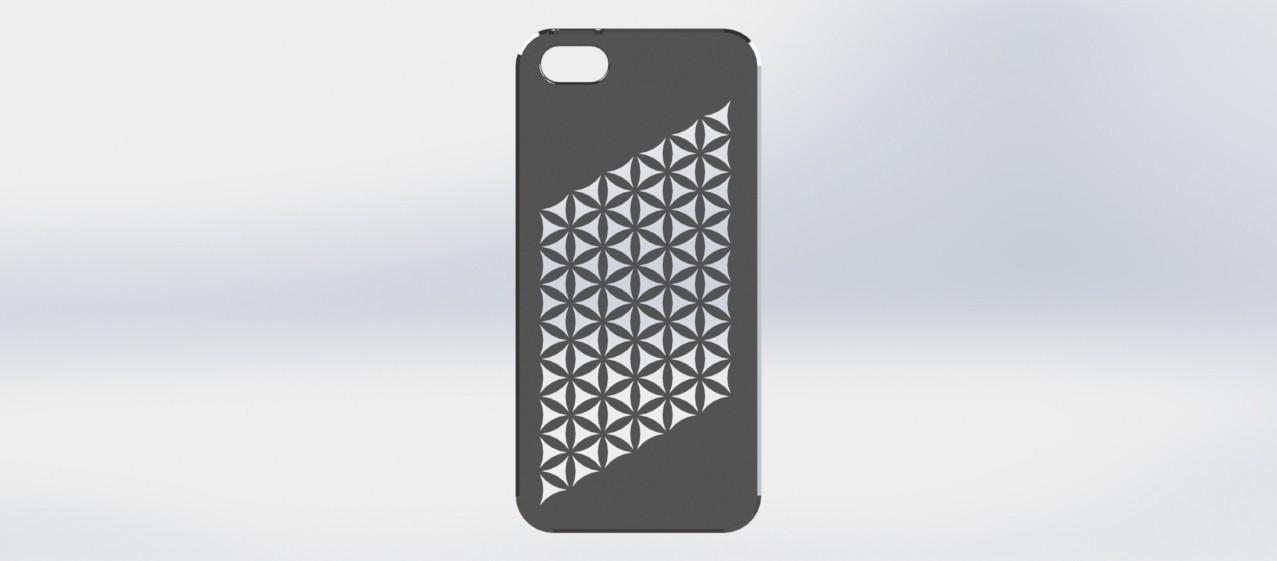 1.JPG Télécharger fichier STL gratuit Étui pour iPhone SE • Objet à imprimer en 3D, jaazasja