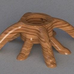 Download free 3D printer model Christmas tree stand, jaazasja