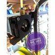 mk8.jpeg Download free STL file FlexiStruder - GARIX version for mk8 drive gear • 3D printable model, Chaco