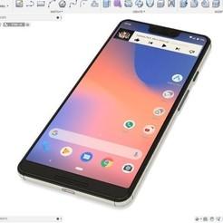 Descargar archivos 3D gratis Modelo Pixel 3 XL, Chaco