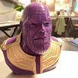 Free 3d printer designs Thanos (Avengers: Infinity War), Chaco