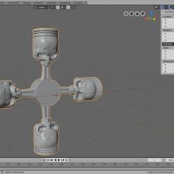 Extruder motor visualizer.jpg Download STL file extruder motor display • 3D printer design, AndrieuLugo