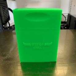 Télécharger fichier imprimante 3D gratuit Porte Carte, AndrieuLugo
